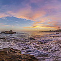 Panorama The Whole Way Round The Cove by Scott Campbell
