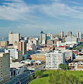 Panoramic Aerial View Of Durban, South by Panoramic Images