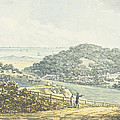 Panoramic After View, From The Red Book by Humphry Repton