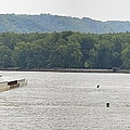 Panoramic Barge by Bonfire Photography