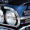 panoramic black Impala by Mark Spearman