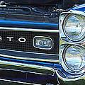 panoramic blue GTO by Mark Spearman