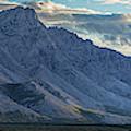Panoramic Image Of Royal Mountain by Robert Postma