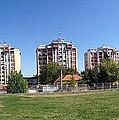 Panoramic View by Dejan Maksimovic