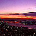 Panoramic View Of Empire State by Panoramic Images