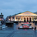 Panoramic View Of Moscow Manege Square And And Central Exhibition Hall - Featured 3 by Alexander Senin