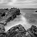 Ballycastle - Pans Rock To Rathlin Island by Nigel R Bell