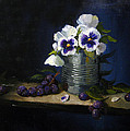 Pansies In A Tin Can by Jason Walcott