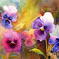 Pansy Party by Wendy Westlake