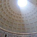 Pantheon Dome by Brian McCullough