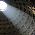 Pantheon Light by Bryan Rasmussen