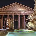 Pantheon by Linda Dunn