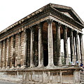 Pantheon Nimes by Christiane Schulze Art And Photography