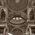 Pantheon Vault by Michael Kirk
