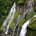 Panther Creek Falls 2- Washington by Rick Bures