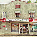 Papa's Poboy Shop by Scott Pellegrin