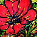 Poppy I by Nada Meeks