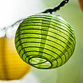 Paper Lanterns by Leslie Banks
