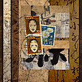 Paper Postage And Paint by Carol Leigh
