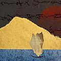 Paper Sail by Carol Leigh