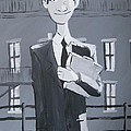 Paperman #1 by Lisa Leeman