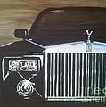 Par De Elegance Rolls Royce Phantom by Richard John Holden RA