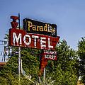 Paradise Motel by Angus Hooper Iii