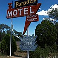 Paradise On Route 66 by Mel Steinhauer