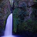 Paradise Pours Wanclella Falls Oregon by Jeff Swan