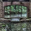 Paradise Springs Spring House Interior 4 by Jennifer Rondinelli Reilly - Fine Art Photography