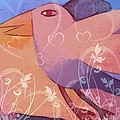 Paradiso Bird by Lutz Baar