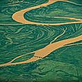Paraguay River Crossing by S Paul Sahm