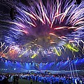 Paralympics 2012 Closing Ceremony by Science Photo Library