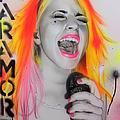 Paramore by Christian Chapman Art