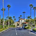Paramount Movie Studio Hollywood Ca 3 by David Zanzinger