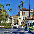 Paramount Movie Studio Hollywood Ca 4 by David Zanzinger