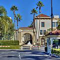 Paramount Studios Hollywood Movie Studio  by David Zanzinger