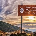 Parc Natural De Corse In The Balagne Region Of Corsica by Jon Ingall