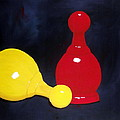 Parcheesi Markers