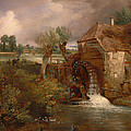 Parham Mill by Mountain Dreams
