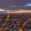 Paris - Tour Montparnasse 2 by Christian Tuk