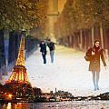 Paris 21 by Jean Schweitzer
