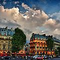 Paris after the rain