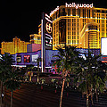 Paris And Planet Hollywood - Las Vegas - 01131 by DC Photographer