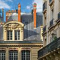 Paris Architecture by Brian Jannsen