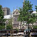 Paris Artist Row by Toby McGuire