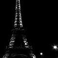 Paris At Night by Heather Applegate