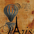 Paris By Postcard by Greg Sharpe