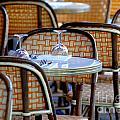 Paris Cafe 2 by Phil Robinson