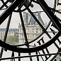 Paris Clock by Brian Jannsen